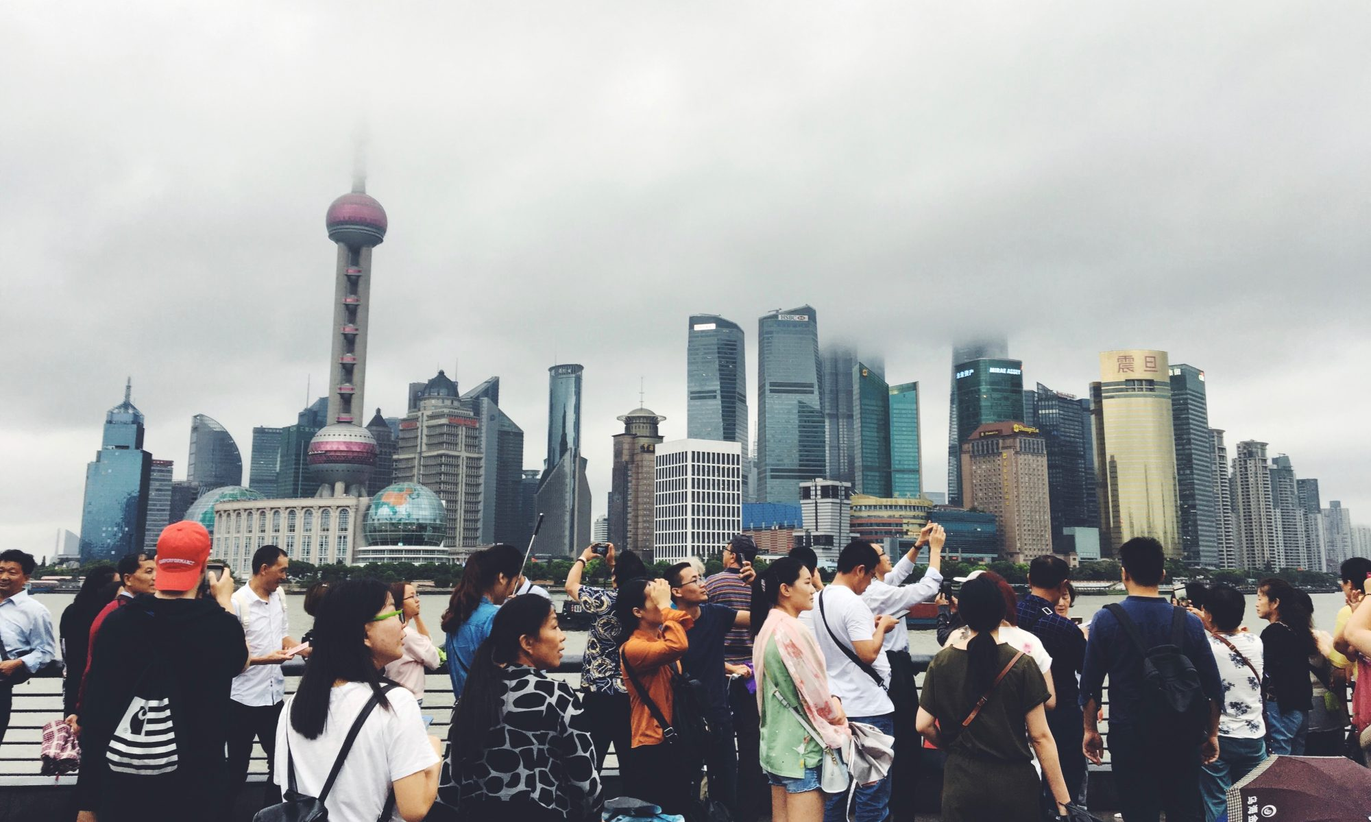 5 veckor i Shanghai