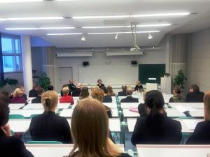 Noora Hirvonen's PhD defence