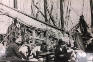 Fiskförsäljare från Åland
