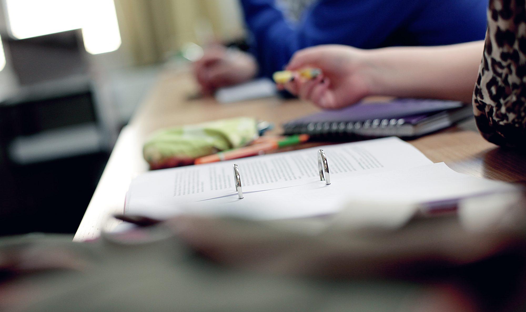 Magisteravhandlingen i skolsamfundet